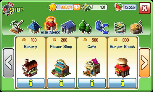 Game Little Big City Hack Mua vàng được cộng thêm tiền cash