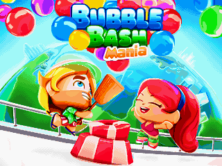 Bubble Bash Mania Java Game (hacked)